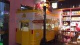 鐵皮餐車 固定小賣部 移動餐車 裝飾工藝品 工藝藝術品