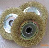 制刷基地廠家直銷高效磨料絲,鋼絲拋光輪,毛刷輪,歡迎諮詢