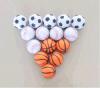 廠家熱銷 高彈PU玩具球 PU玩具籃球 高彈PU玩具棒球 可定製PU球