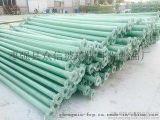 河南玻璃鋼材質井管廠家 兩端帶法蘭 農田灌溉玻璃鋼井水管