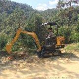 小型挖掘機 農場用的小挖機 果園施肥用的最小型挖掘機