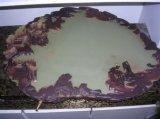 茶盤(紫袍玉帶石)
