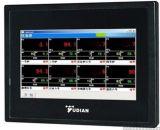廈門宇電AI-3170S/3170W分體式無紙記錄儀/觸摸屏集散控制系統/觸摸屏