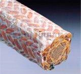 高品質耐磨紅芳綸纖維編織盤根