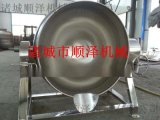 夾層鍋 可傾式電加熱夾層鍋 攪拌夾層鍋 熬糖鍋 不鏽鋼夾層鍋