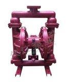 QBK/QBY3-80鑄鐵氣動隔膜泵 3寸不堵塞塗料泵 優質包郵