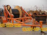 電纜拖車廠家 電纜盤拖車 電纜放線車 多功能拖車 電纜炮車