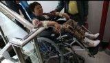 北京上海啓運直銷殘疾人升降平臺樓梯升降機電動爬樓車