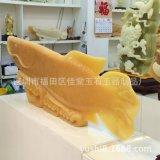廣東省雲浮市玉石工藝品金龍魚廠家支持加工訂做