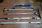 鋼軌軌矩尺 萬能尺規式鐵路軌距尺 軌道萬用距尺