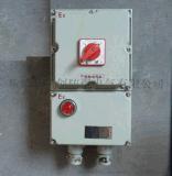 IIC級隔爆型防爆斷路器箱