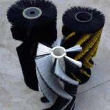 刷廠直銷高效耐用環衛毛刷 環衛機械耐磨毛刷 環衛掃地刷輥訂單