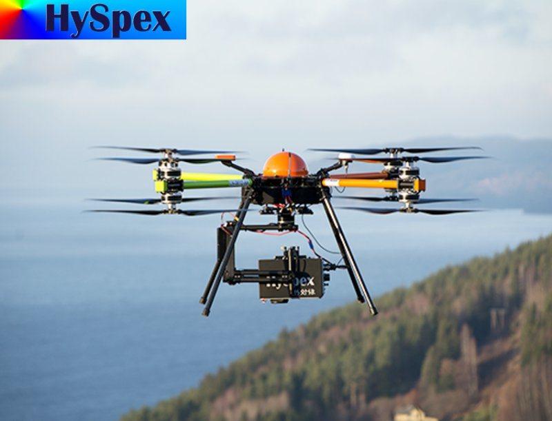 HySpex無人機機載高光譜相機