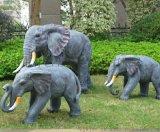 大型花園動物擺設 玻璃鋼動物擺設