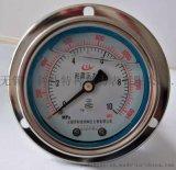 無錫科佳帶邊盤裝防震壓力錶