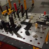 帶補償固定式壓緊器|180°螺栓可伸縮壓緊器