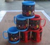 定製pvc軟膠馬克杯 塑膠馬克杯 矽膠馬克杯