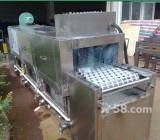 北京鵬飛全自動清洗餐盤機器1000型