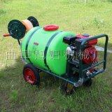 旭陽160L新型農藥噴灑機推車式打藥機