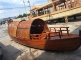 出售 烏篷船裝飾 戶外裝飾船 景觀船 純手工製作小木船