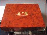 海蔘禮盒包裝 高檔海蔘木盒生產 10年廠家