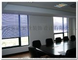 北京印字捲簾定做學校遮光窗簾定做餐廳紗簾