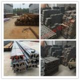 道軌材質U71Mn,道軌型號QU80,壓板、夾板,起重機軌,亞重
