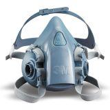 75027000系列舒適型3M防護半面具正品包郵
