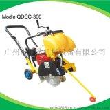 廣州廠家QDCC-300汽油路面切割機,本田GX160動力