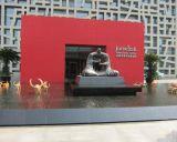 北京裝飾性雕塑 廣場景觀雕塑 銅鑄人物圓雕 仿古雕塑