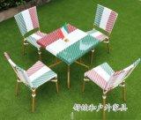 徐州戶外休閒桌椅 商業廣場特色戶外桌椅