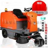 環衛道路清潔工用駕駛式掃地車價格