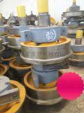 廠家直銷亞重φ315*100單邊主動車輪組 軸承型號7520 鍛鋼
