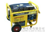 自帶電源190A汽油發電電焊一體機