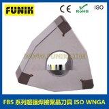 FBS9000立方氮化硼PCBN超硬刀具應用於齒輪與迴轉承數控車刀