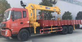柳汽乘龍8噸隨車吊 徐工、石煤吊機廠家