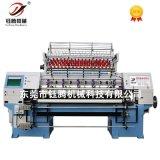 鈺騰YGB-76-3-5/6高速電腦有梭多針絎縫機 高速絎縫機 絎棉機
