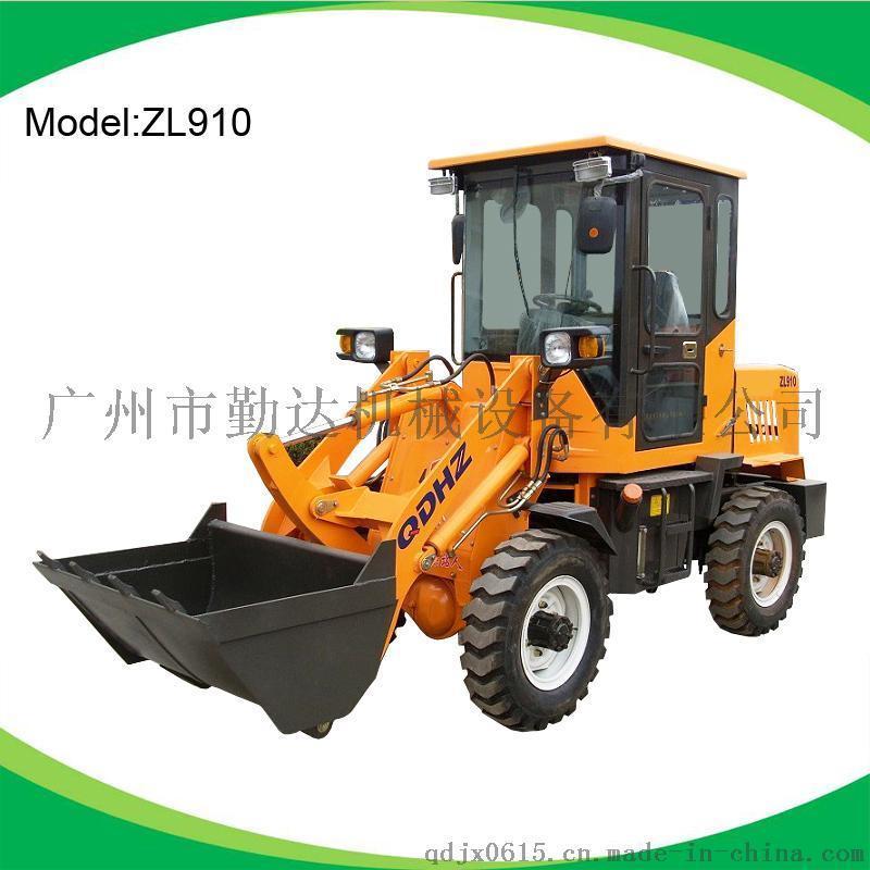 廣州廠家直銷10型自動液壓裝載剷車,剷車,四驅,小型裝載車