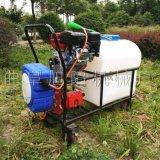 旭陽105L汽油推車式噴霧機輕便型農藥噴霧機
