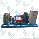 工業管道清洗機  電機驅動高壓清洗設備 列管清洗