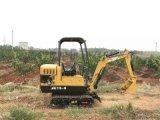馭工15-9超小型挖掘機 種果樹用的小挖機 果園施肥用的最小型挖掘機
