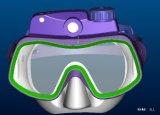 帶數碼相機的潛水鏡(HK-100)