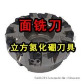 CBN銑刀 可轉位面銑刀 CBN立方氮化硼面銑刀 富耐克非標訂