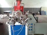 PVC螺旋消音管生產線設備