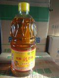 北方特產綠色食品1.5升金富圓笨炸豆油