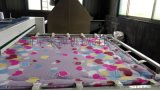 省時自動的花型絎縫機多少錢一臺  新款的絲綿套被機報價