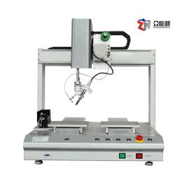 众能新厂家 5331 自动焊锡机 台式双轴全自动焊锡机生产