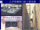 定輪鋼閘門廠家|人字形鋼閘門價格