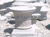 廠家低價  供應   石雕花盆  花崗岩 景區石雕花盆  可定製