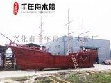 戶外裝飾船廠家 手工定做景觀海盜船15米及以上